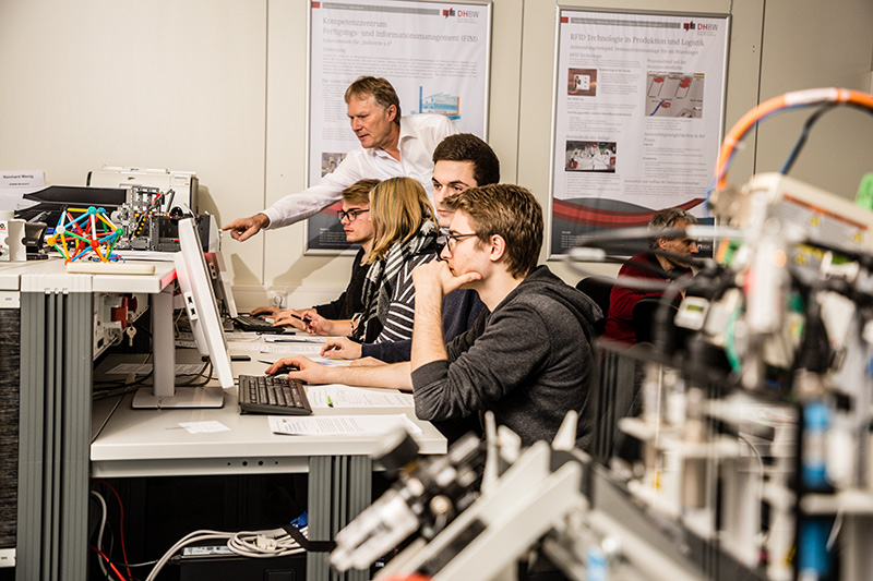 DHBW Mosbach: Tag des dualen Studiums! Foto: Duale Hochschule Baden-Württemberg